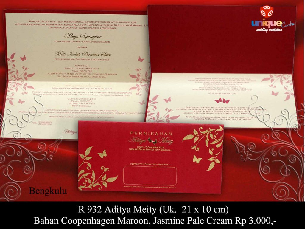 wedding invitation#Aditya Meity