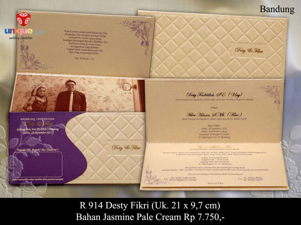 wedding invitation#Desty Fikri