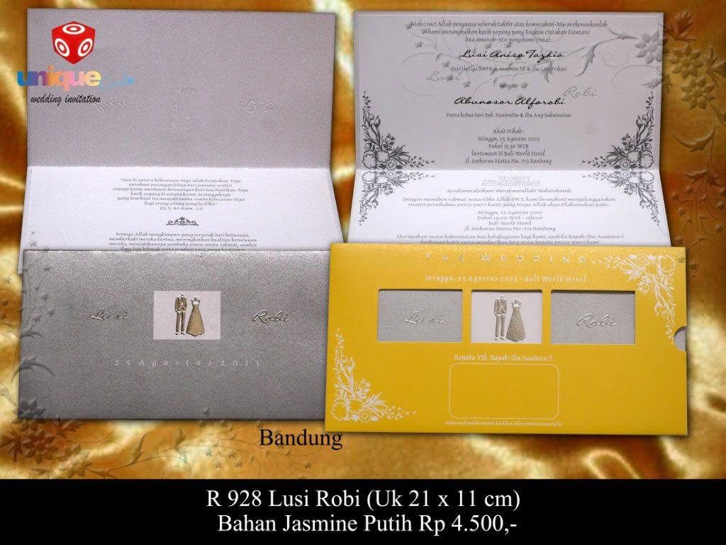 wedding invitation#Lusi Roby