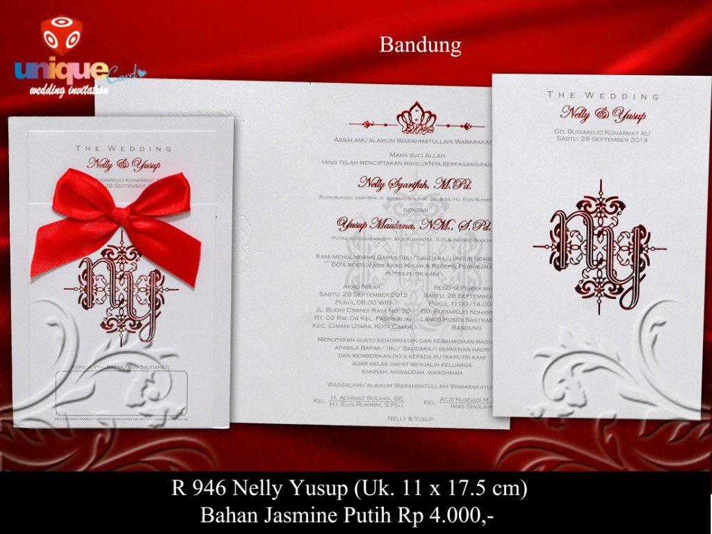wedding invitation#Nelly Yusuf