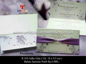 Undangan Pernikahan Adhy - Gita