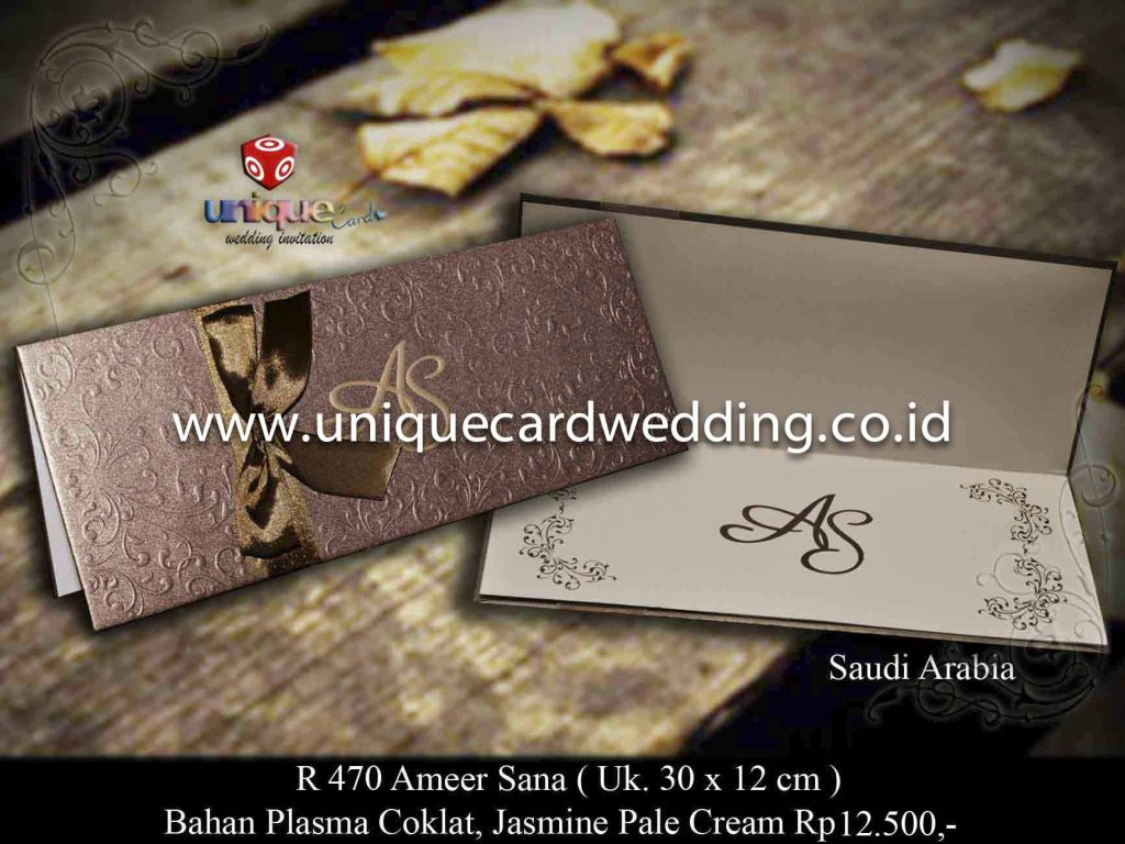 undangan pernikahan#Ameer Sana