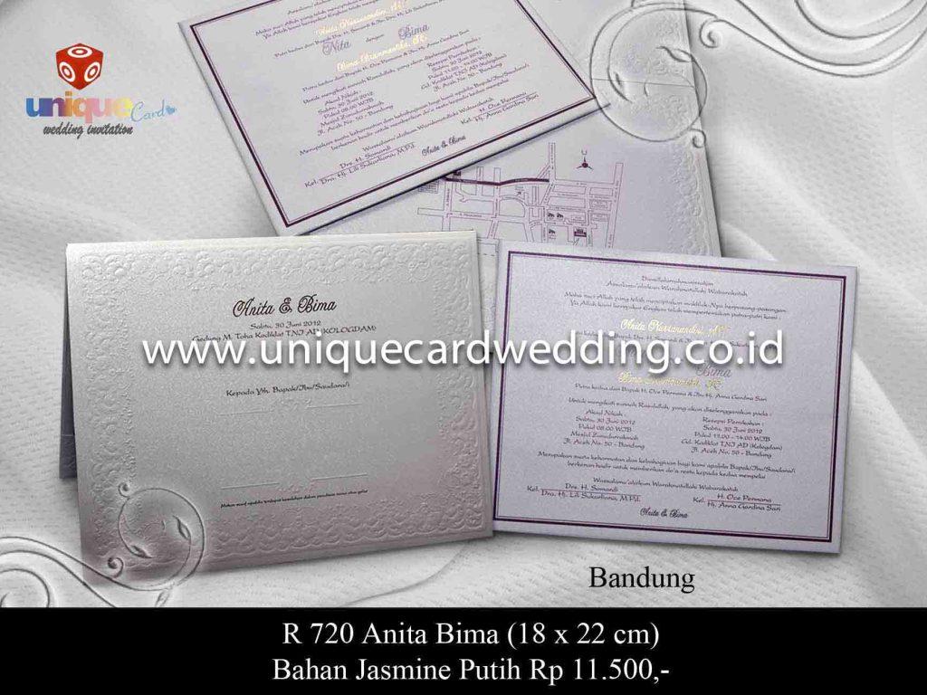 undangan pernikahan#Anita Bima