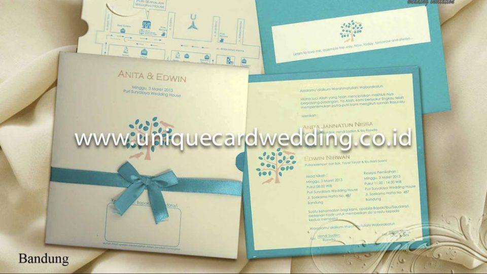 undangan pernikahan#Anita Edwin