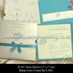 Undangan Pernikahan Anita - Edwin