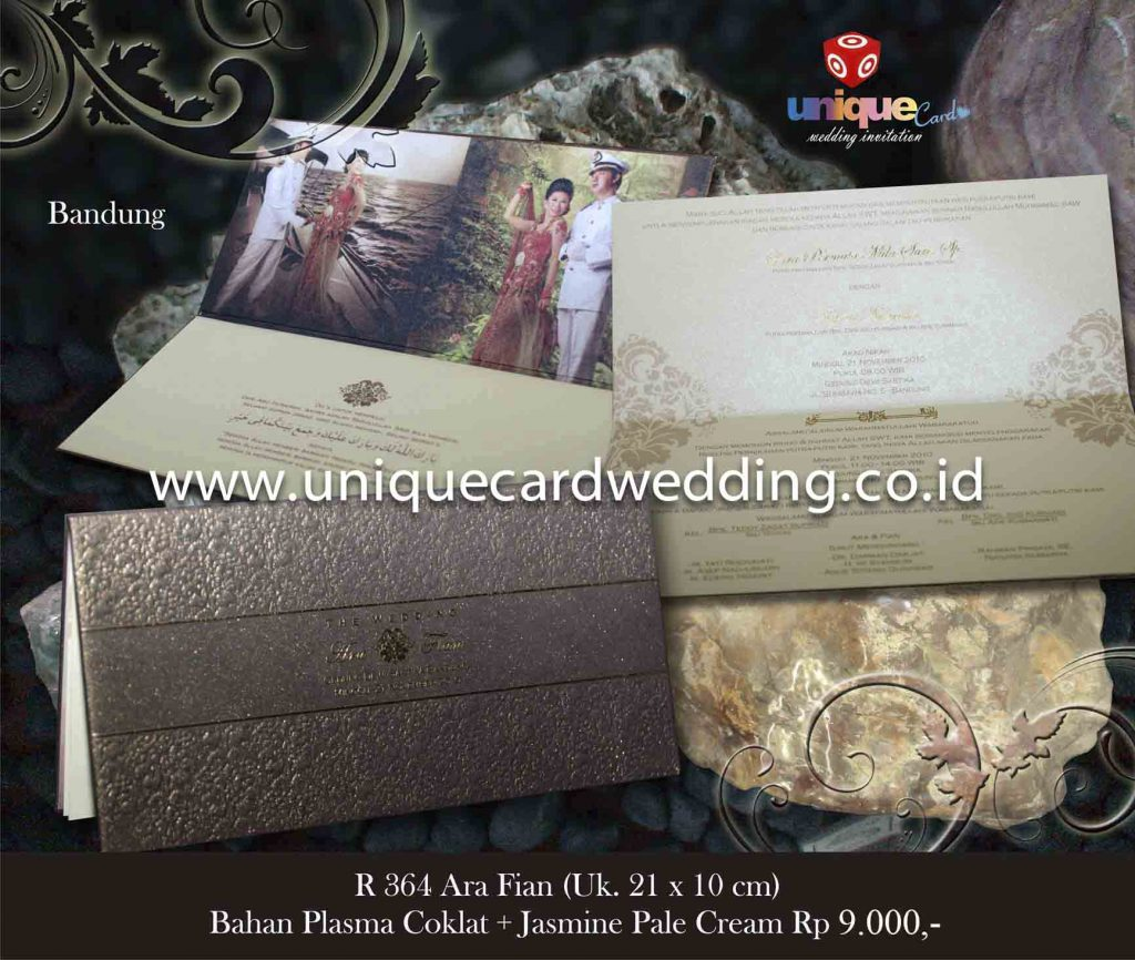 undangan pernikahan#Ara Fian
