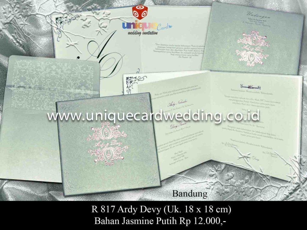 undangan pernikahan#Ardi Devi