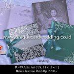 Undangan Pernikahan Arlin - Ari