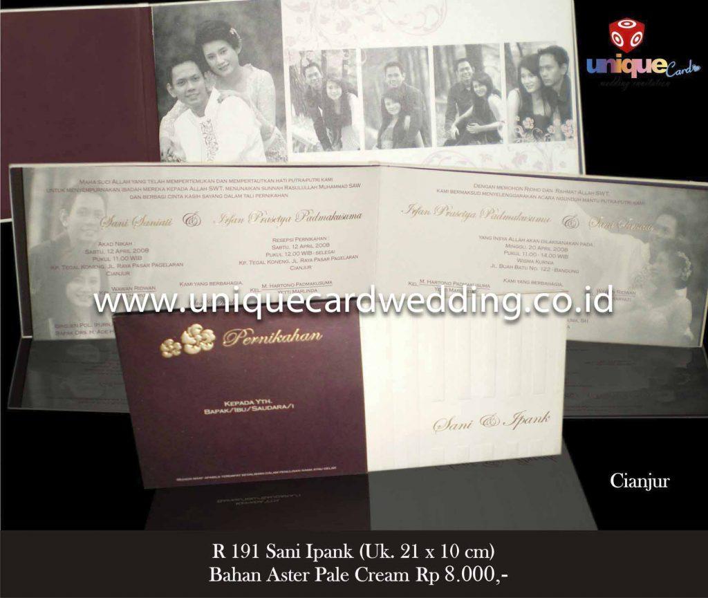 undangan pernikahan#Sani Ipank
