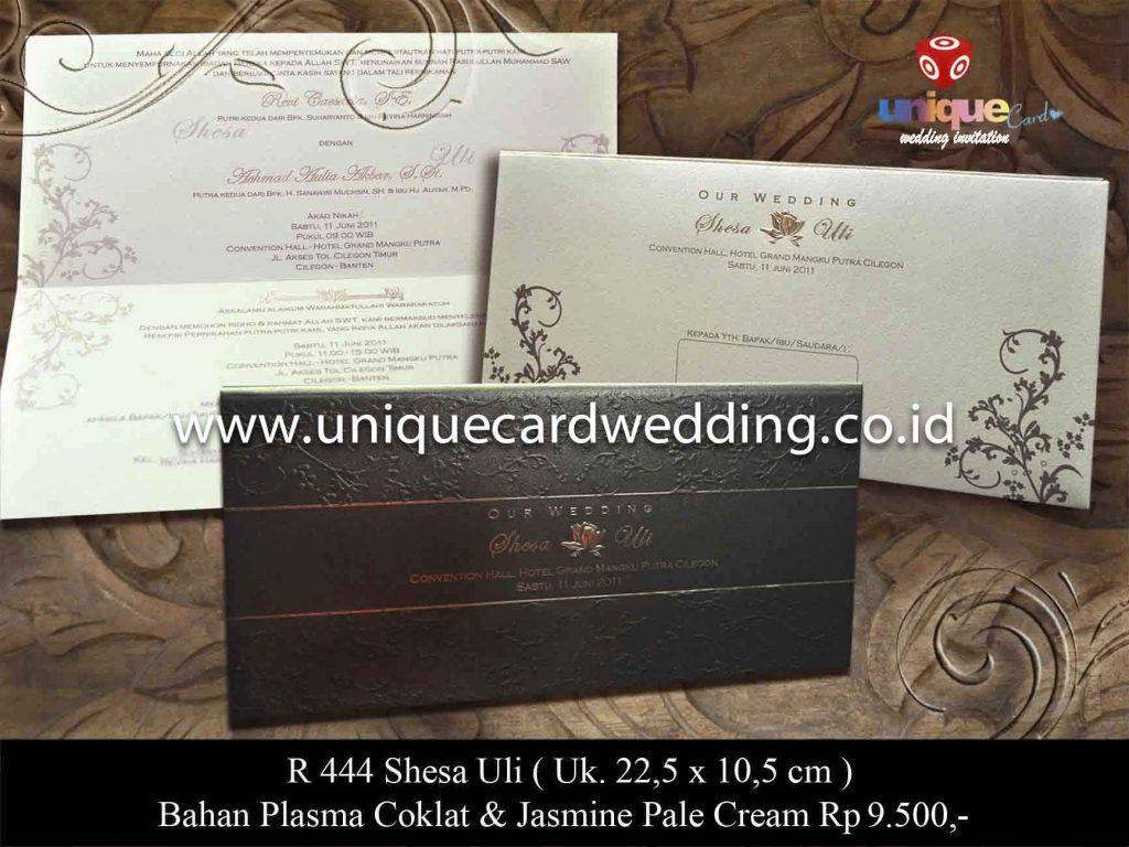 undangan pernikahan#Sheesa Uli