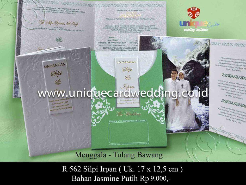 undangan pernikahan#Silpi Irfan