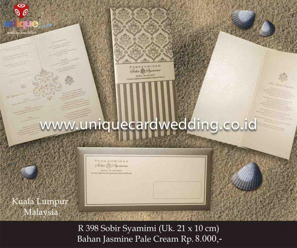 undangan pernikahan#Sobir Syamimi