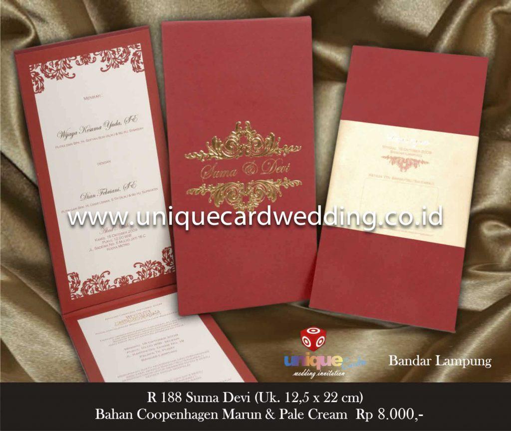 undangan pernikahan#Suma Devi