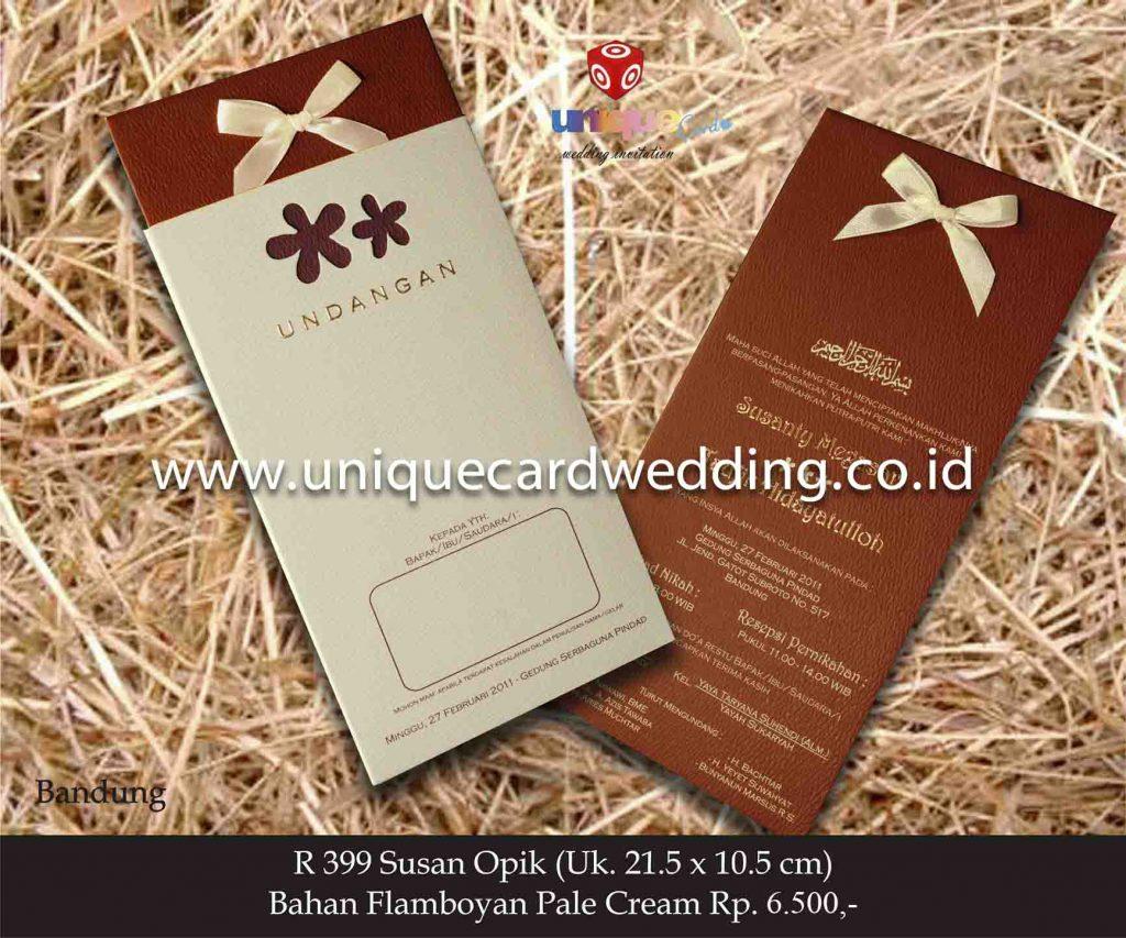 undangan pernikahan#Susan Opik