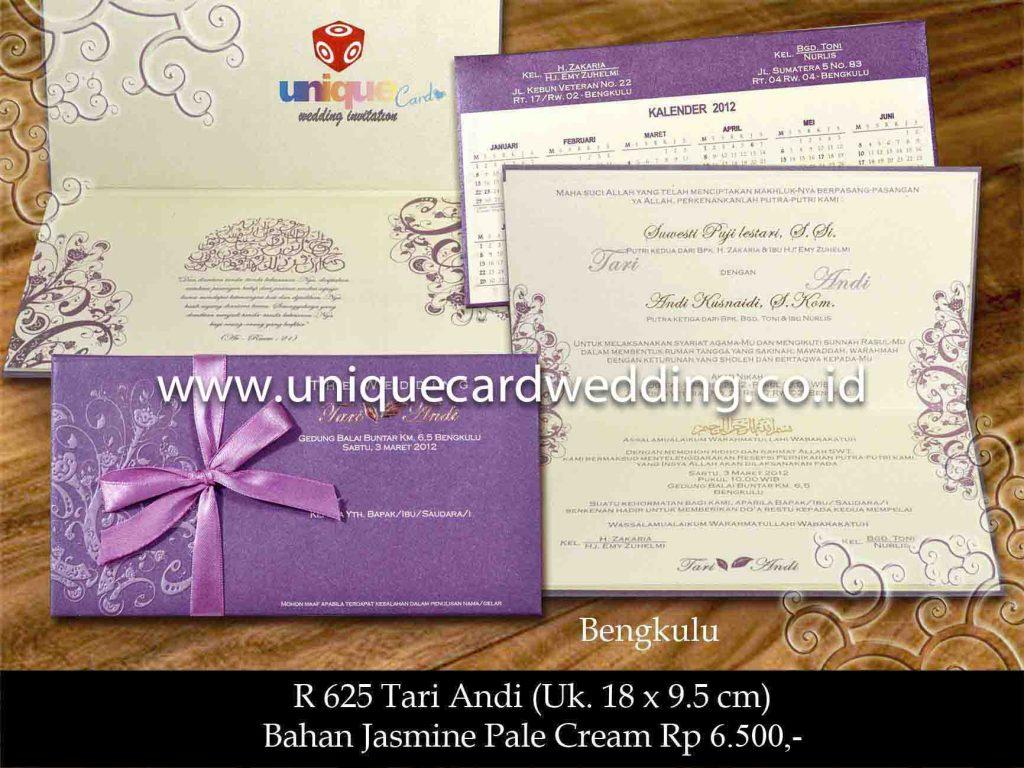 undangan pernikahan#Tari Andi