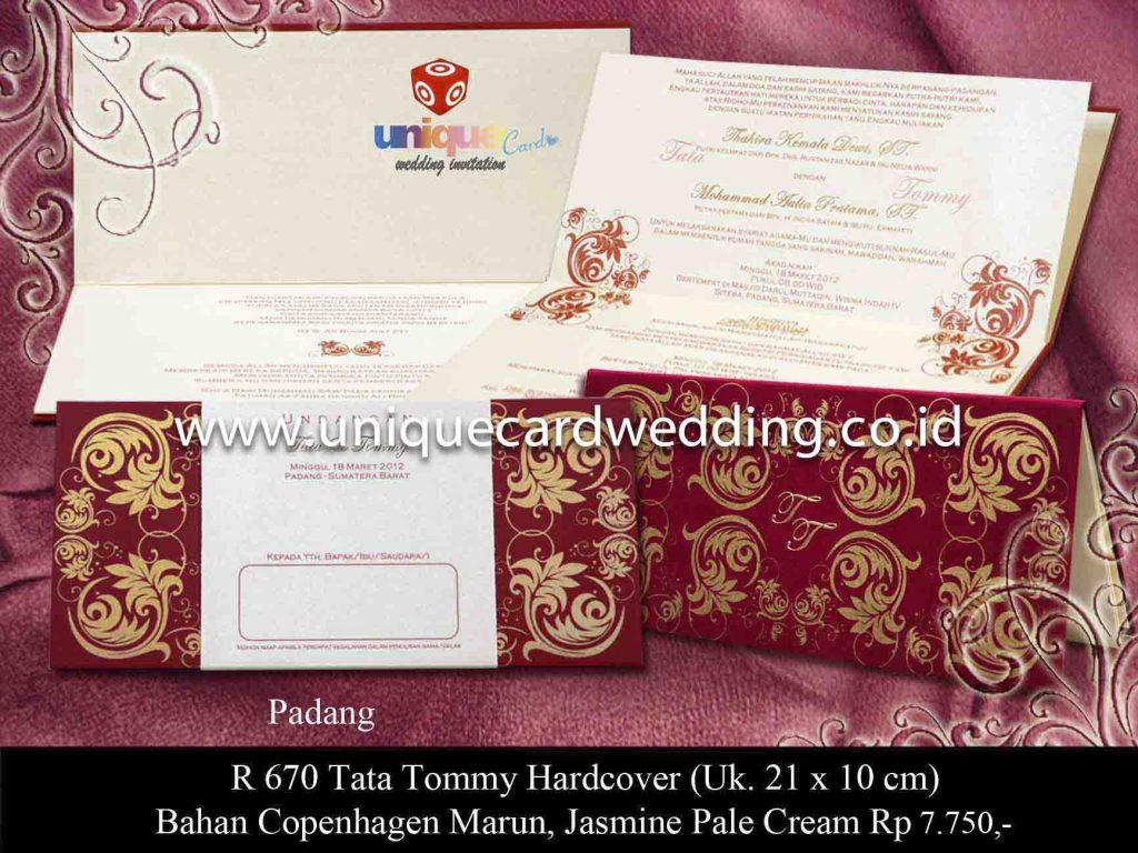 undangan pernikahan#Tata Tomy HC