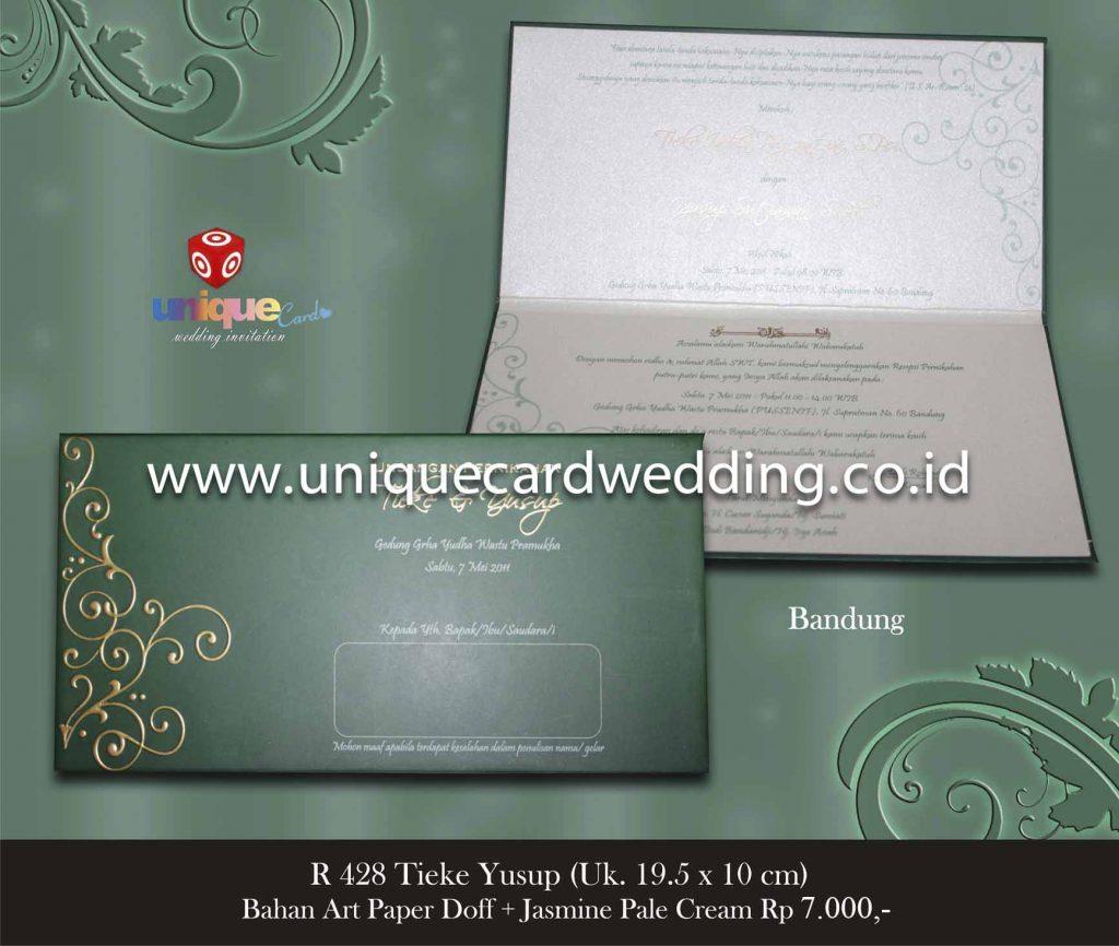 undangan pernikahan#Tieke Yusup