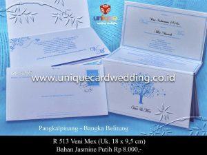 Undangan Pernikahan Veni - Mex
