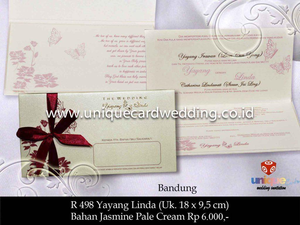 undangan pernikahan#Yayang Linda