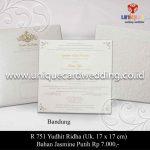 Undangan Pernikahan Yidhut - Ridha