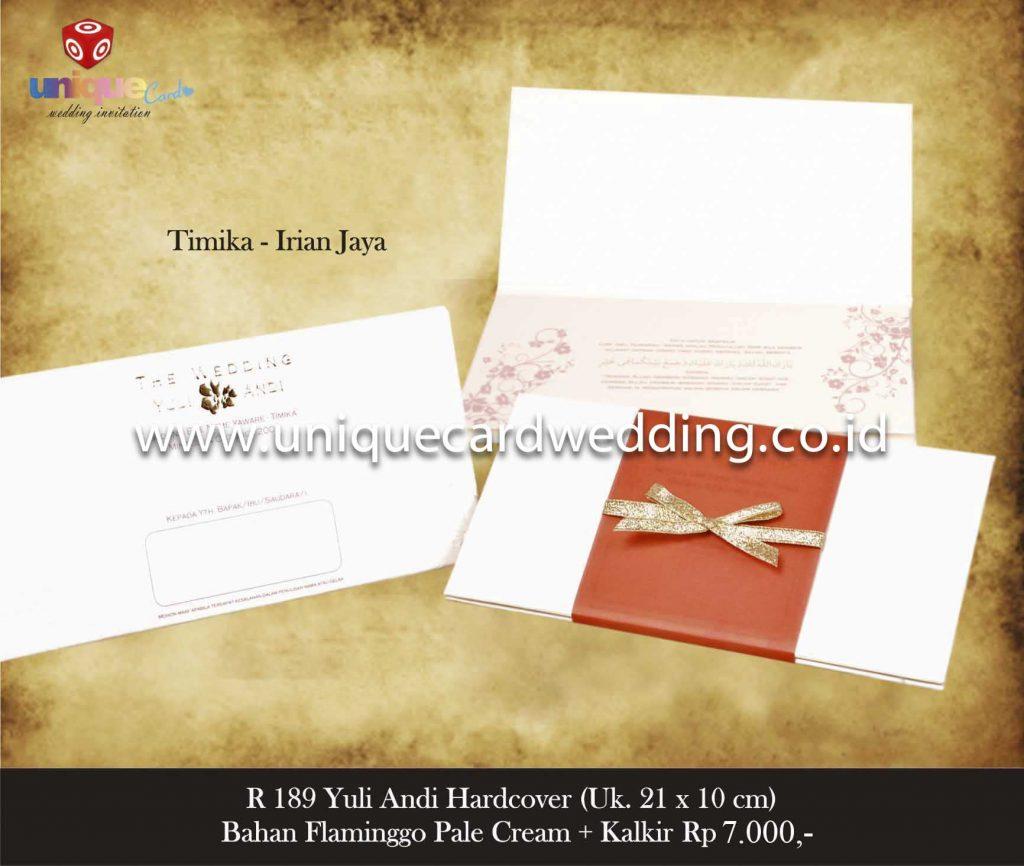undangan pernikahan#Yuli Andi HC