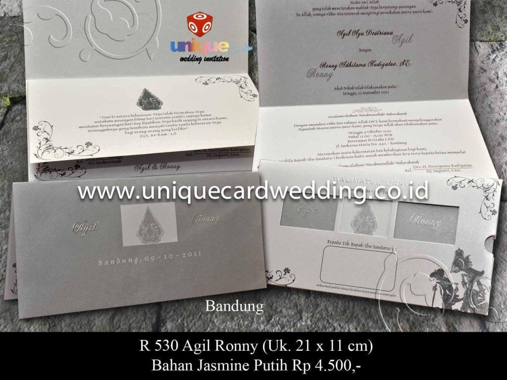 undangan pernikahan#Agil Ronny