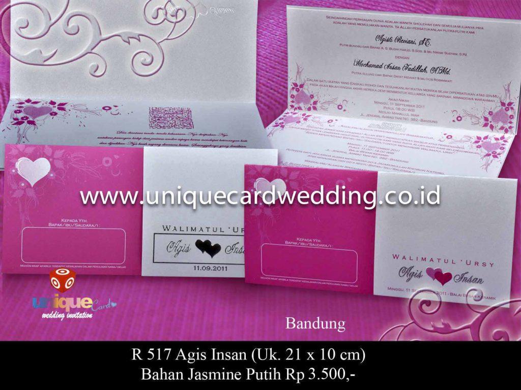 undangan pernikahan#Agis Insan