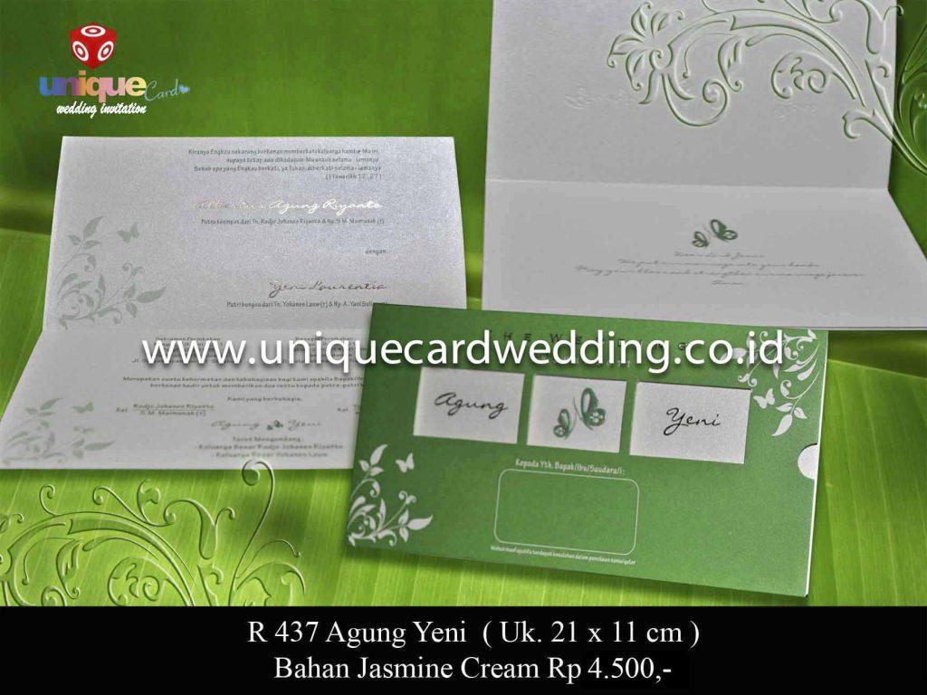 undangan pernikahan#Agung Yeni