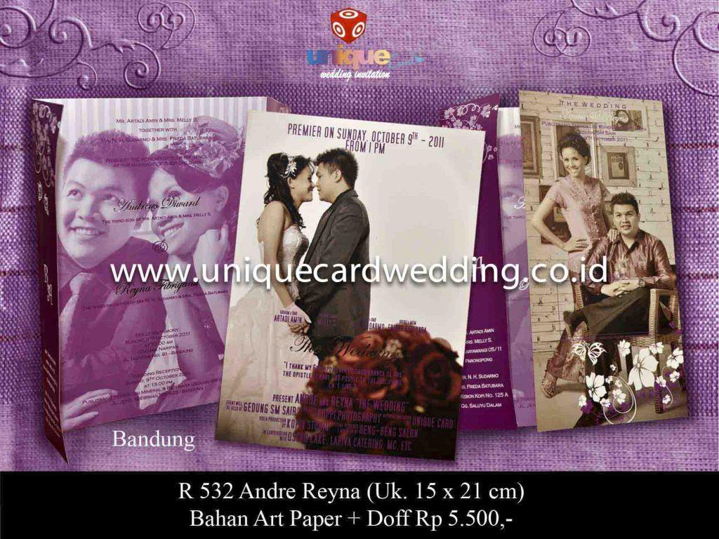 undangan pernikahan#Andre Reyna