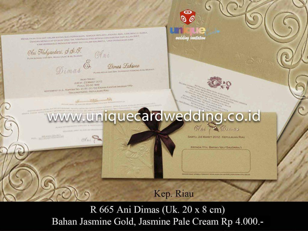 undangan pernikahan#Ani Dimas
