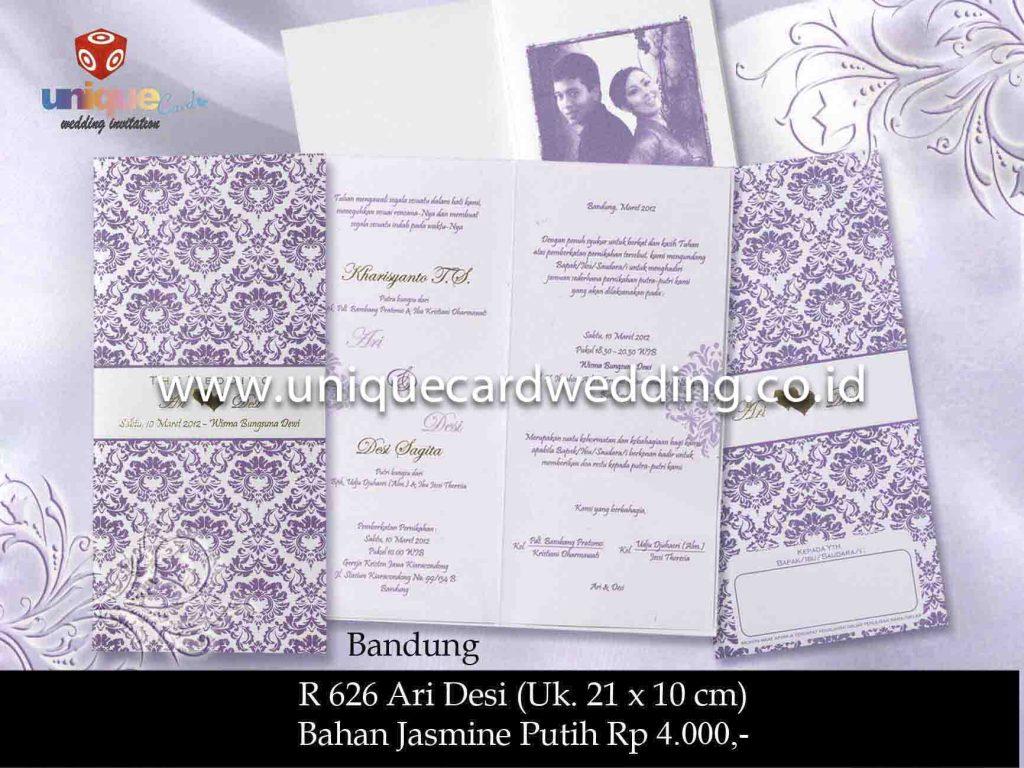 undangan pernikahan#Ari Desi