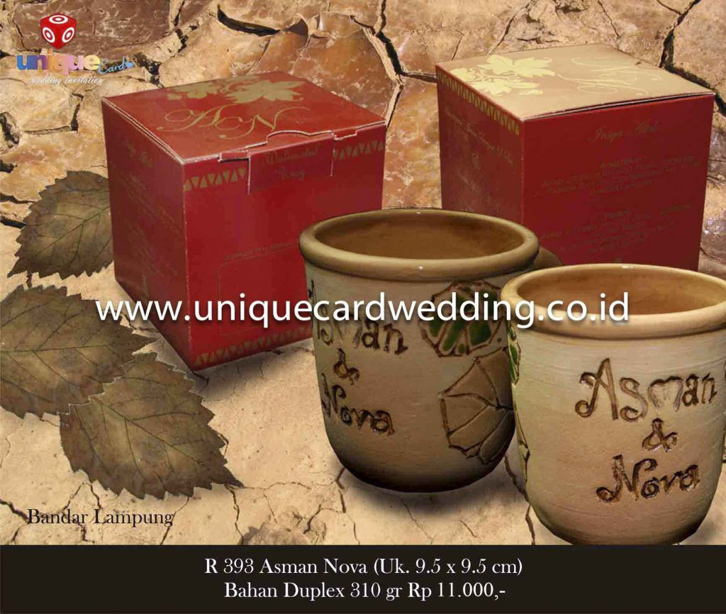 undangan pernikahan#Asman Nova