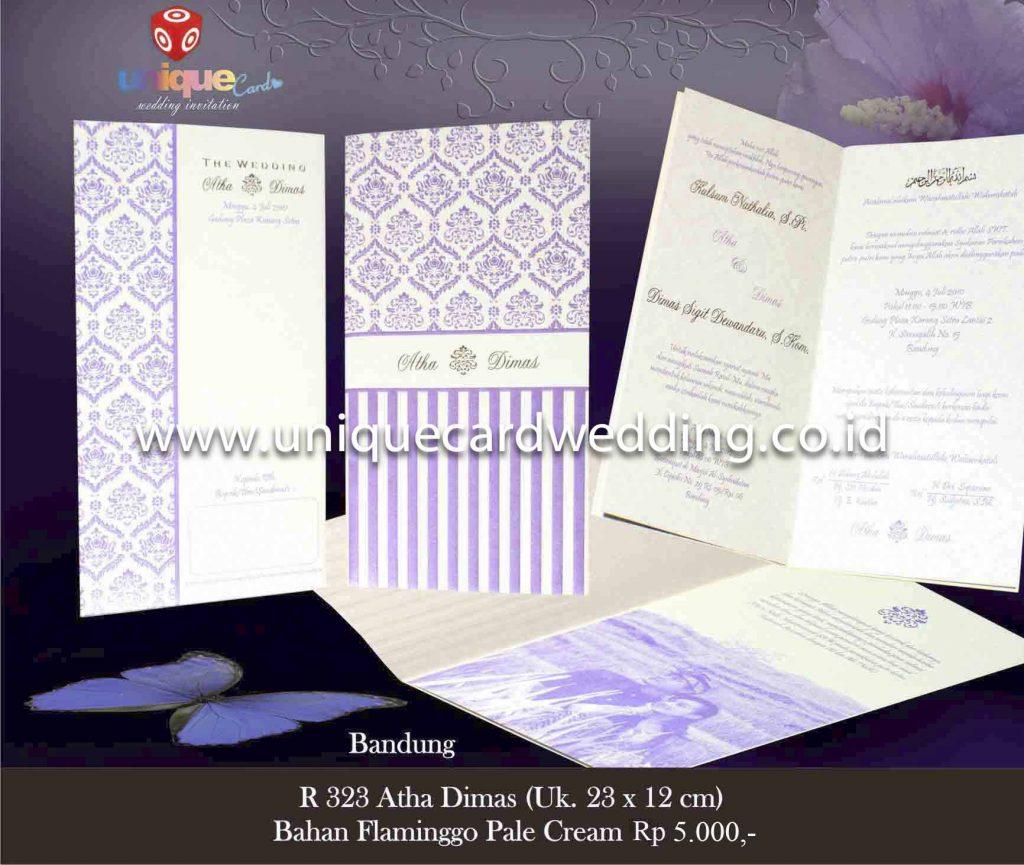 undangan pernikahan#Atha Dimas