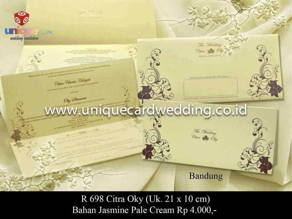undangan pernikahan#Citra Oki