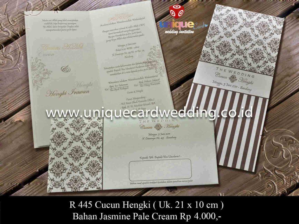 undangan pernikahan#Cucun Hengki