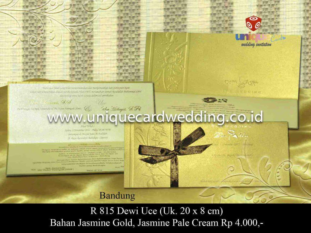 undangan pernikahan#Dewi Uee