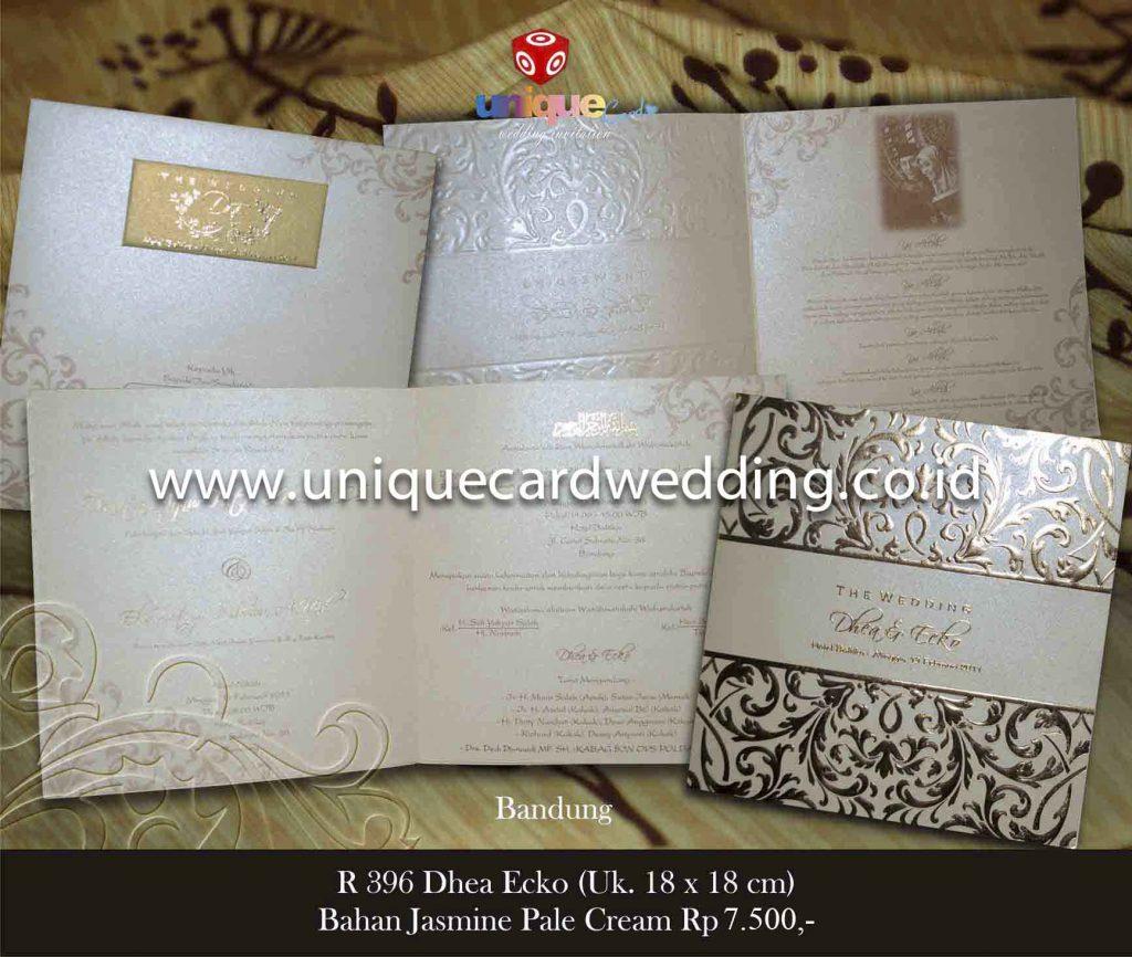 undangan pernikahan#Dhea Ecko