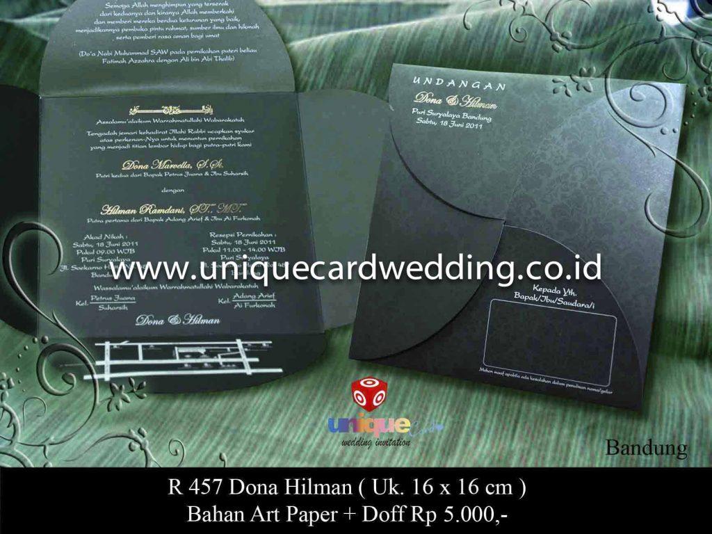 undangan pernikahan#Dona Hilman
