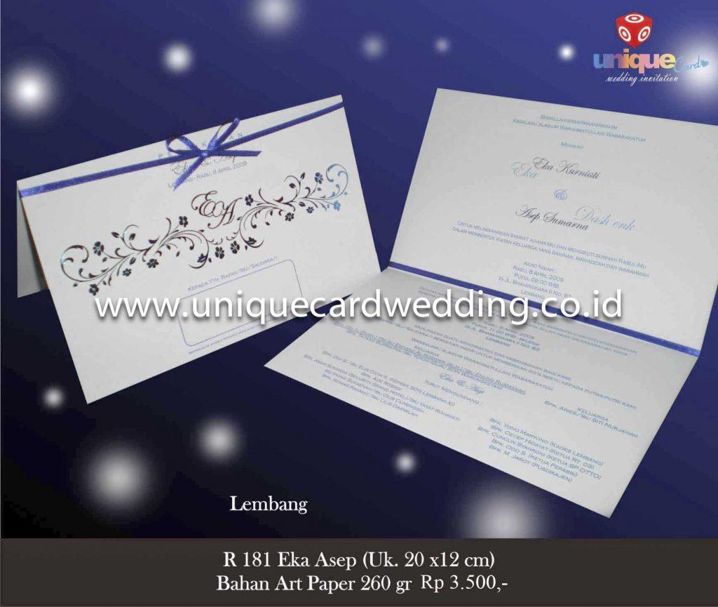 undangan pernikahan#Eka Asep