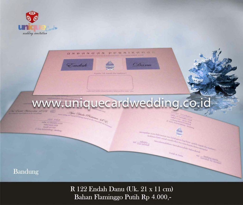undangan pernikahan#Endah Danu