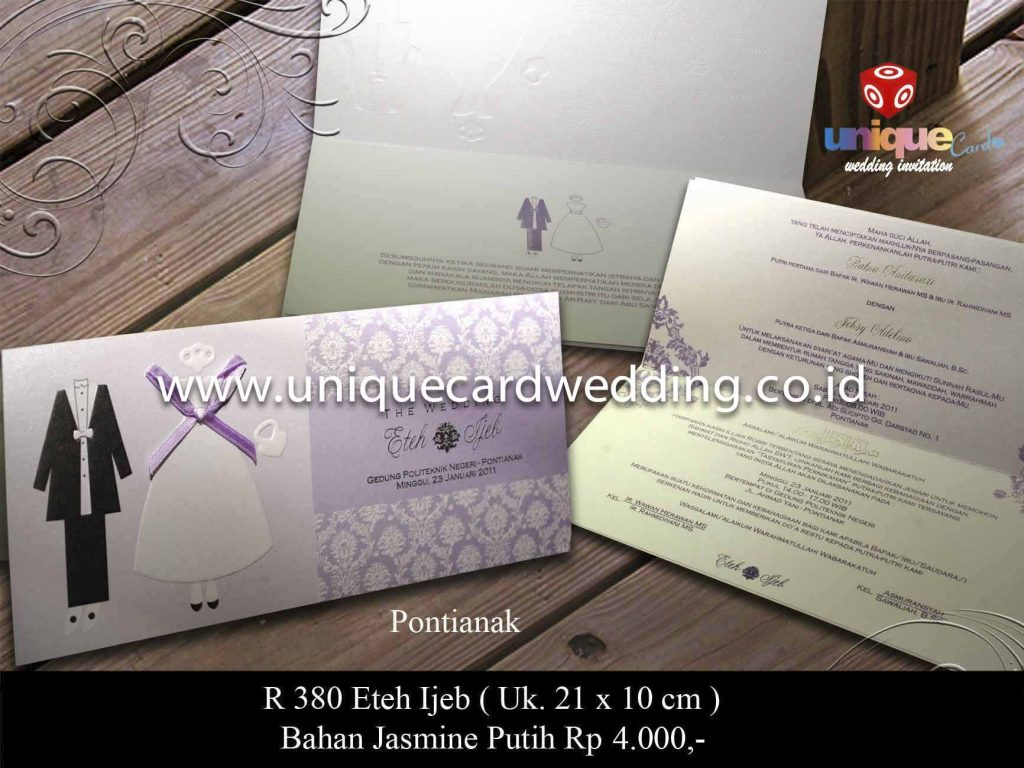 undangan pernikahan#Eteh Ijeb