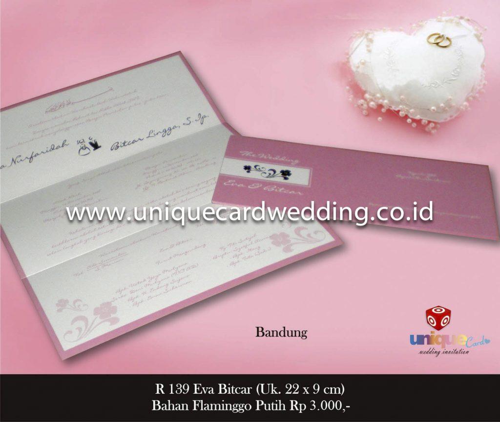 undangan pernikahan#Eva Bitcar