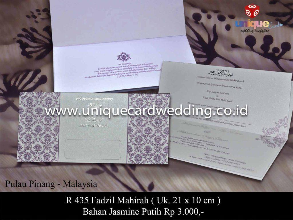 undangan pernikahan#Fadzhil Mahirah