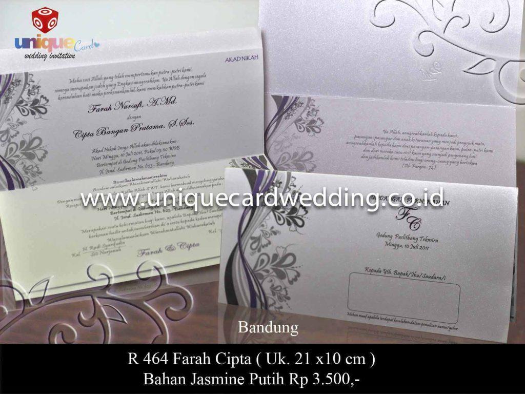 undangan pernikahan#Farah Cipta