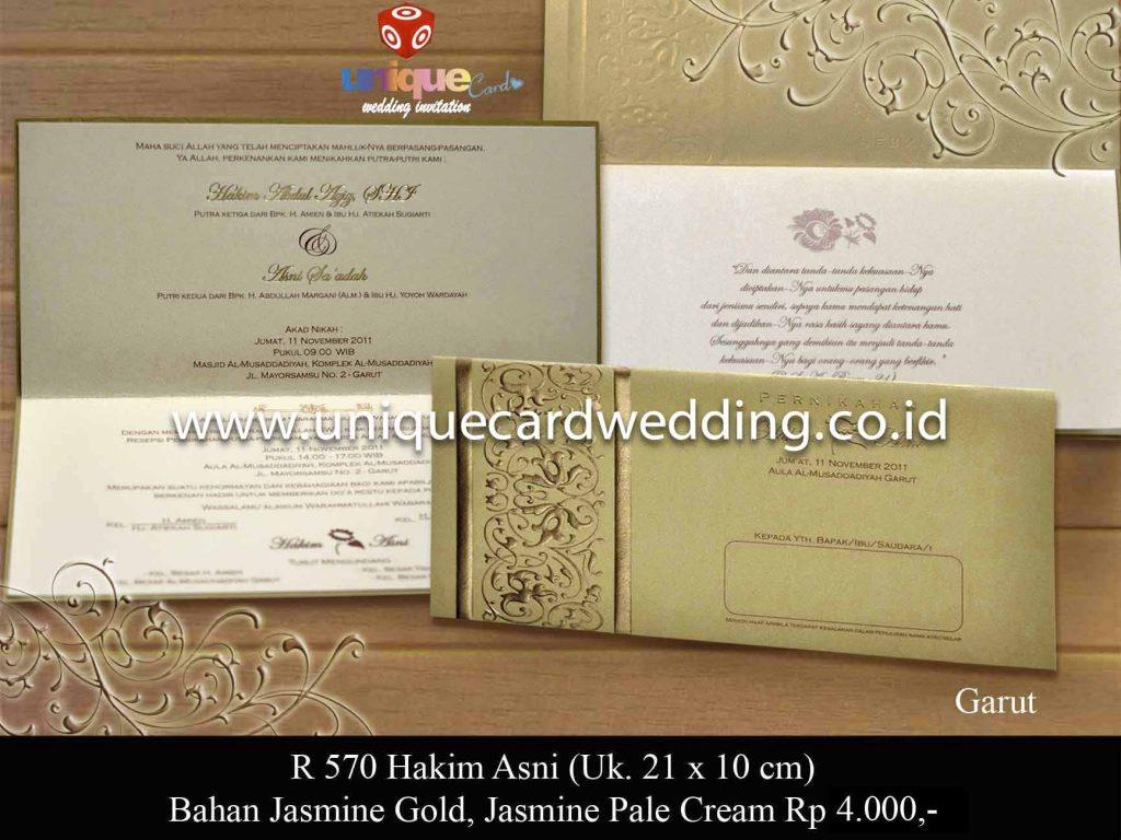 undangan pernikahan#Hakim Asni