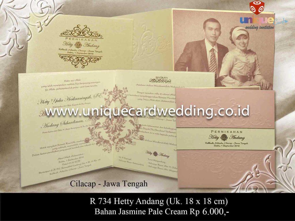 undangan pernikahan#Hety Andang