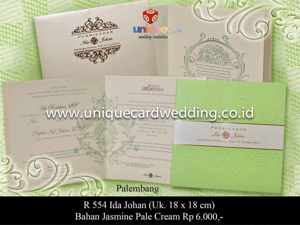 undangan pernikahan#Ida Johan