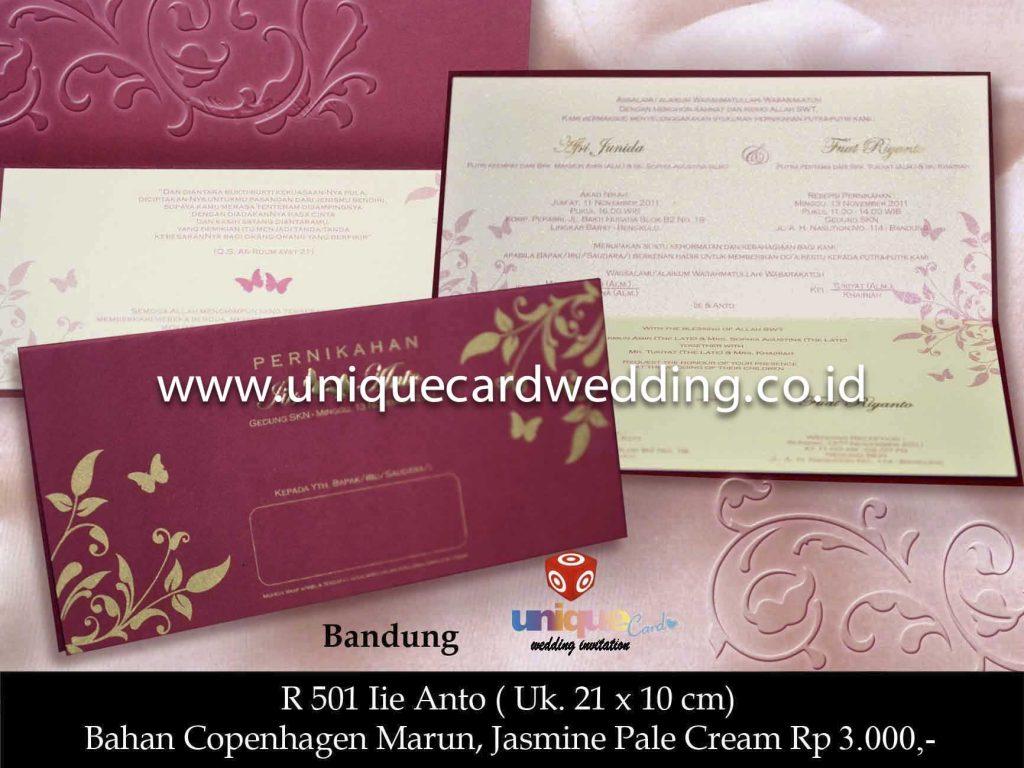 undangan pernikahan#Iie Anto