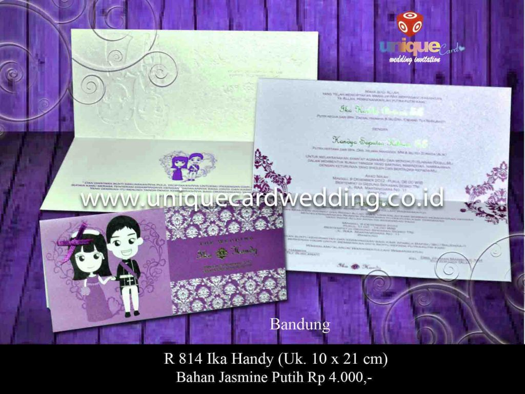 undangan pernikahan#Ika Handy