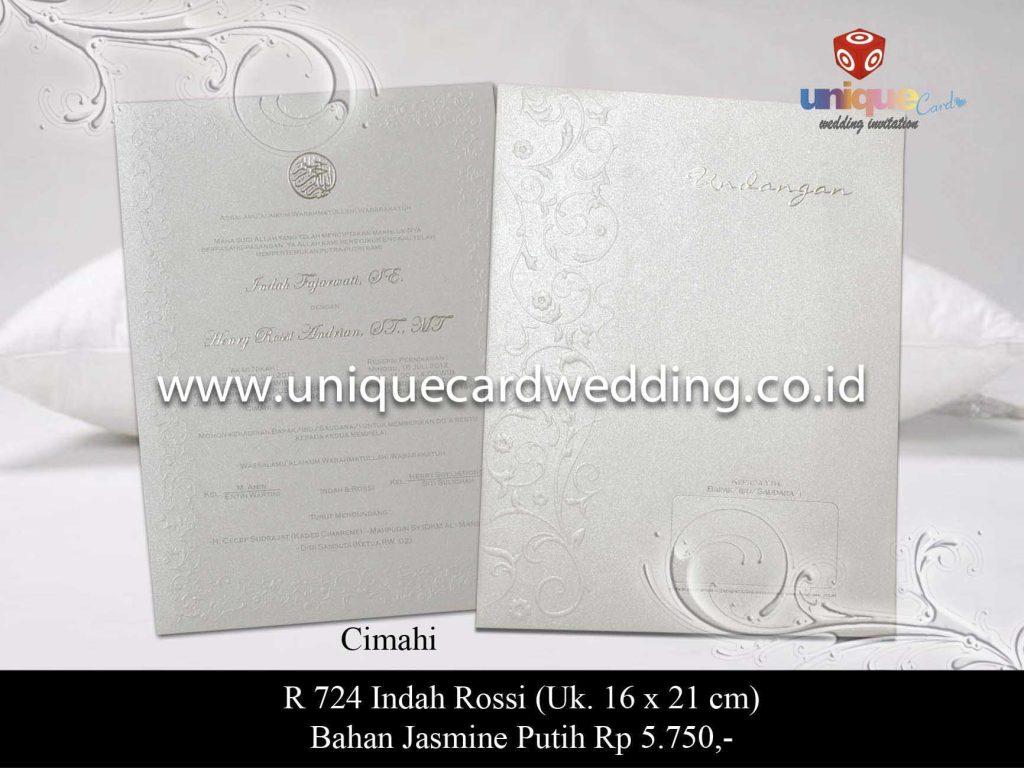 undangan pernikahan#Indah Rossi